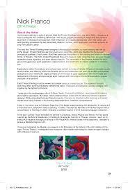 2013 art in motion program brochure