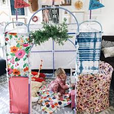 bed sheet fabric bed sheets and fabric pieces no sew fort ideas for kids
