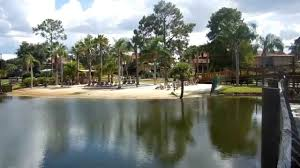 liki tiki village resort pond playground paddle boats orlando
