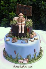 fishing cake ideas u0026 inspirations fishing birthday cakes