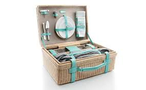 kids picnic basket central park wicker picnic basket from co mommies