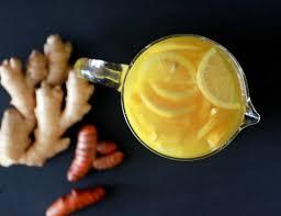 ginger ginger turmeric detox tea recipe linda wagner