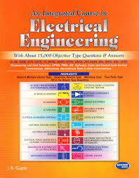 buy an integrated course in electrical engineering with about 15