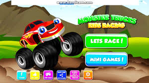 monster truck games kids 2 free monster truck games