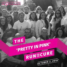 toronto pretty in pink cibc run for the cure
