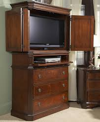 Tall Armoire Furniture Traditionally Styled Entertainment Armoire By Fine Furniture