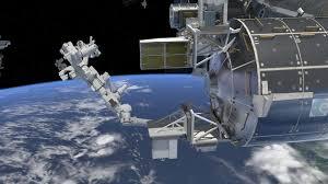 outside space sensor to monitor orbital debris outside space station nasa