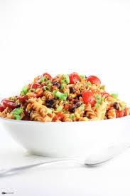 taco pasta salad made healthy veggie balance
