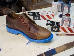 dye your shoes or other leather goods 5 steps with pictures