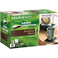 Blend K Cups Green Mountain Coffee Breakfast Blend K Cups Hy Vee Aisles