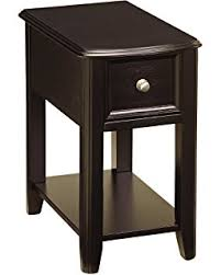 ashley furniture side tables amazon com ashley furniture signature design henning chair side