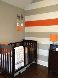 Baby Room Colors I Love The Accent Stripe They Put In This Would Be Perfect In Her