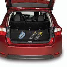 2017 subaru impreza hatchback trunk shop genuine 2016 subaru impreza accessories subaru of america