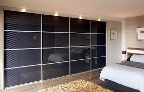 Outside Mount Sliding Closet Doors Fascinating Great Wardrobe Design Inspiration Featuring Black