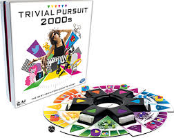 trivial pursuit 80s trivia board