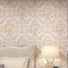 papier peint chambre romantique beibehang trois dimensions rurales non tissé papier peint chambre