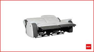 canapé relax cuir but canape cuir electrique 2 places 128413 canapé 3 places 2 relax
