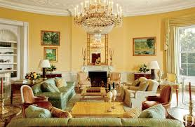 Stylish Homes Pictures by Look Inside The Obamas U0027 Stylish White House Home Nbc News