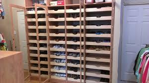 amazing of closet shoe storage mega shoe storage traditional