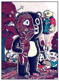 cachee bureau la farce cachée de la vie by sylvain bureau 2015 print artsper