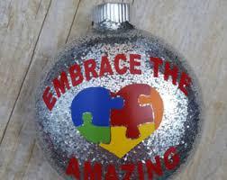 autism ornament autism ornament autism awareness