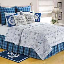 fair winds nautical quilt bedding
