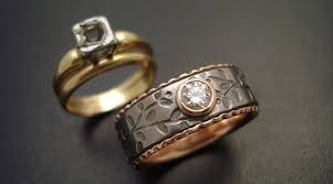 artisan engagement rings artistic wedding rings 4 artisan wedding ring designers to