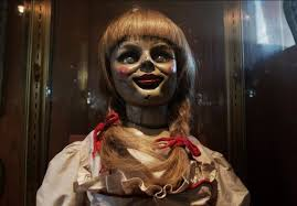 belle for halloween this diy annabelle doll costume from the conjuring will haunt your