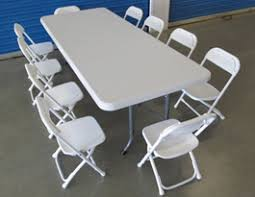 rent table and chairs maine table and chair rental