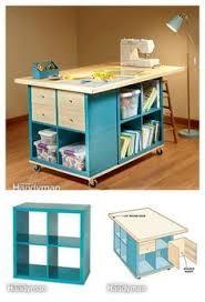 Craft Room Storage Furniture - chic idea craft room furniture creative design storage michaels