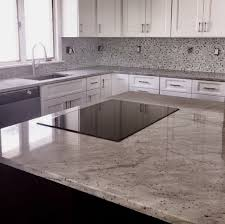 white kitchen cabinets with river white granite river white granite bergen marble granite
