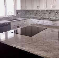 gray kitchen cabinets with white granite river white granite bergen marble granite