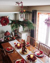 Country Dining Rooms Creating A Cozy Country Christmas Dining Room Sober Julie