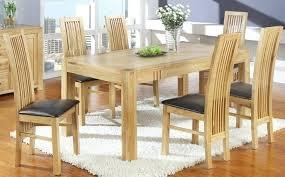 light oak dining room sets light wood dining room set oak dining table sets light colored wood