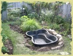 Backyard Ponds And Fountains Best Tips For Starting A Small Garden Pond Garden Ponds Advice