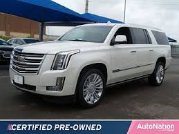 pre owned cadillac escalade for sale used cadillac escalade for sale with photos carfax