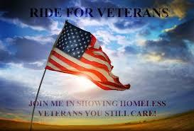 ride for veterans homeless veterans thanksgiving 2014 i ll