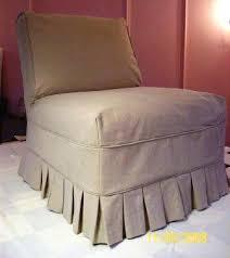 slipper chair slipcovers armless slipcover slipper chair slipcover diy