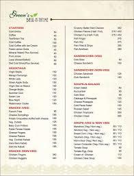 Pathankot India Map by Restaurant Menu Hotel Green Pathankot