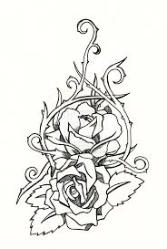 24 best rose tattoo designs printable images on pinterest rose