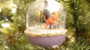 Winnie The Pooh Christmas Tree Decorations Hallmark Keepsake Ornament Magic Slippery Day Winnie The Pooh