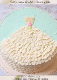wedding dress in buttercream a free cake decorating tutorial