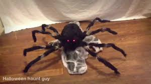 spirit halloween jumping dog halloween decoration jumping spider goshowmeenergy