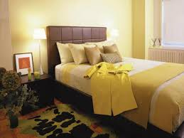 how to decorate yellow walls simple gray and yellow bedroom home