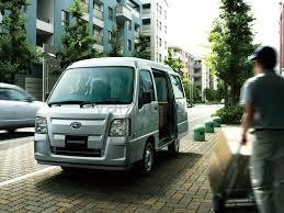subaru microvan маленький грузовичок subaru sambar