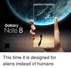 Galaxy Note Meme - galaxy note 8 samsung funny meme on me me