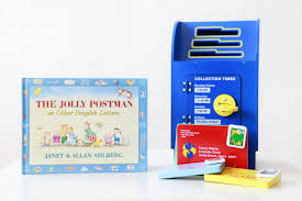 jolly postman blog avery augustine