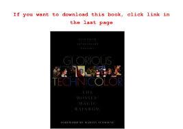 best price glorious technicolor the movies magic rainbow ninetiet u2026