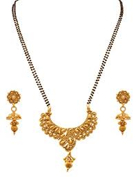 jhumka earrings with chain buy jfl traditional ethnic one gram gold plated designer