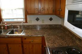 subway tile and mosaic backsplash affordable countertop belmont